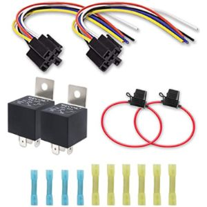 Recoil Automotive Relay Harness