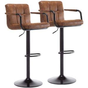 Xpelkys Retro Stool Chair