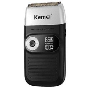 Kemei Close Shave Electric Razor