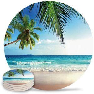 Ezon-Ch Tropical Beach Drink