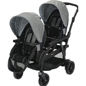 Graco Versatile Double Stroller