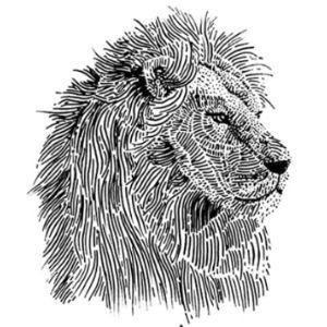 Inkbox Lion Tattoo Design