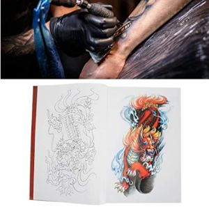 Visit The Zjchao Store Koi Tattoo Stencil