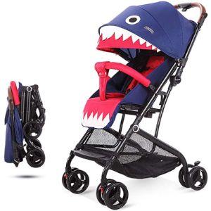 Fyjk Shark Baby Stroller