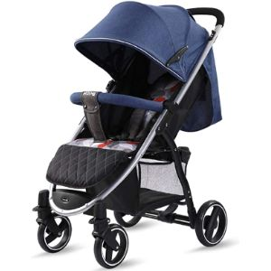 Fyjk Luxury Baby Carriage