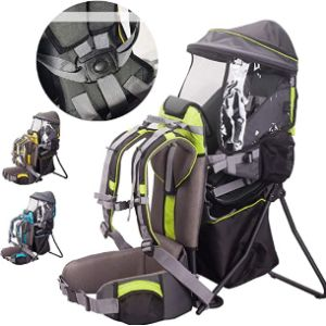 Wflrf Baby Carrier With Rain Covers