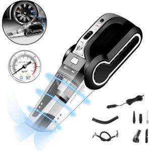 Zora Car Vacuum Cleaner Air Compressor