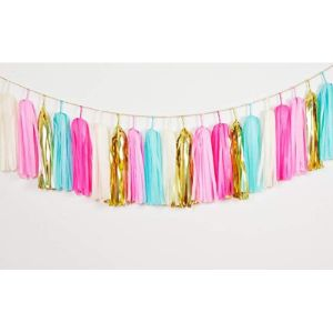 Meetppy Tassel Garland Wedding