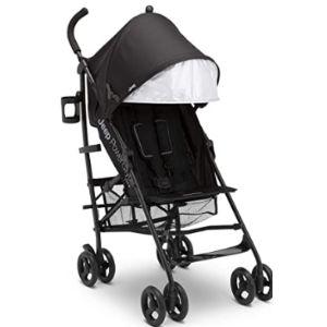 Delta Children Lightweight Stroller With Large Basket