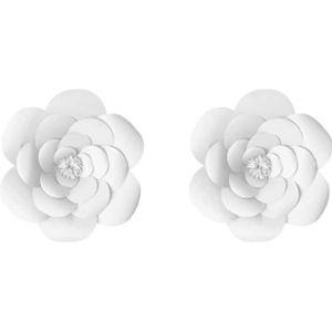 Lg-Free Backdrop Tissue Paper Flower