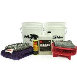 Maxshine Car Wash With Interior Shampoo