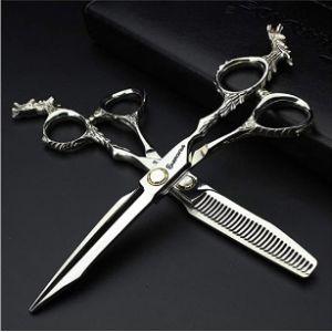 Sxfxz Dragon Hairdressing Scissors