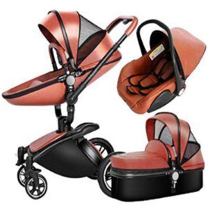 Rindasr Luxury Baby Carriage