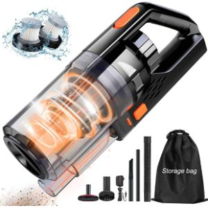 Mpopuul Portable Vacuum Cleaner Cordless