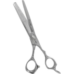 Kashi Shears Engraved Hair Cutting Scissors