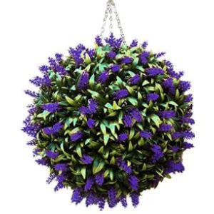 Fltaheroo Hanging Basket Flower Ball