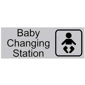Non Symbol Baby Changing Station