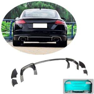 Xtt Audi Tt Rear Bumper Diffuser