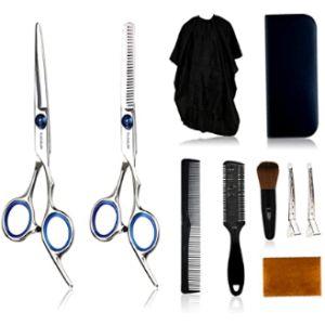 U/A Hairdressing Scissors Kit