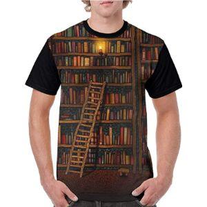 Eveninshirt Library 3D Graphic