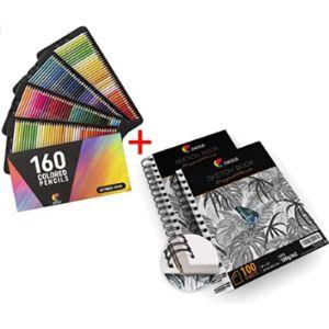 Zenacolor Travel Kit Colored Pencil