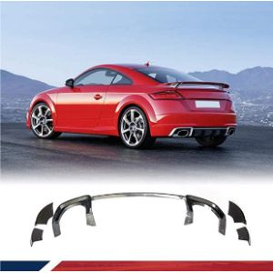 Nb-Ly Audi Tt Rear Bumper Diffuser