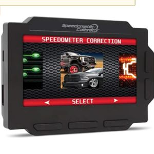 Hypertech Speedometer Calibration