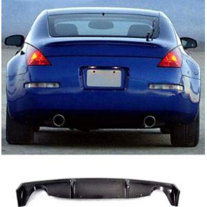 Xtt Nissan 350Z Rear Bumper Diffuser