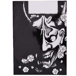 Mavis Laven Japanese Tattoo Template