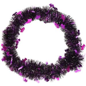 Hahawaii Halloween Tinsel Garland