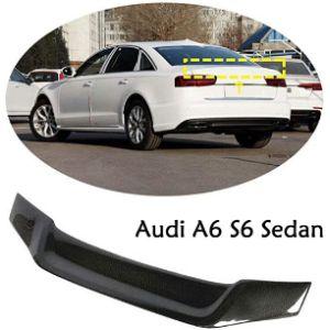 Audi A6 Roof Spoiler