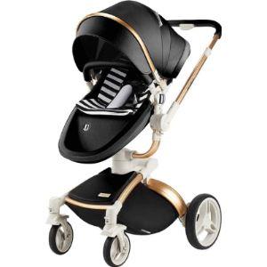 Mfnyp Leather Baby Stroller