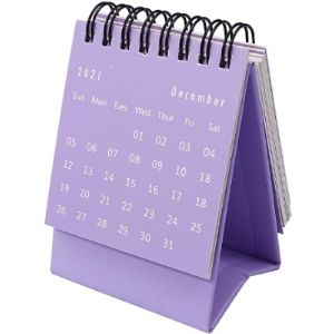 Toyandona Mini Calendar Size