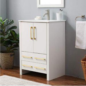Wenore Home Bath Sink Cabinet
