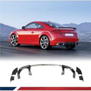 Ly-Qcyp Audi Tt Rear Bumper Diffuser