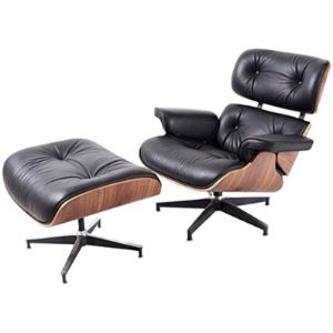 Qnlly Swivel Chair Footstool