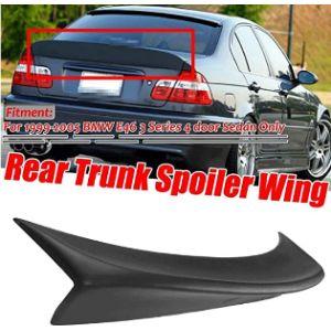 Bmw E46 Trunk Spoiler
