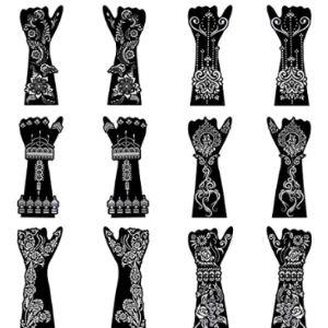 Xmasir Forearm Henna Tattoo