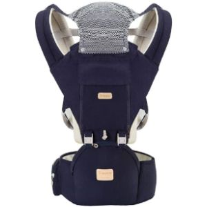 Supercs Leather Baby Carrier