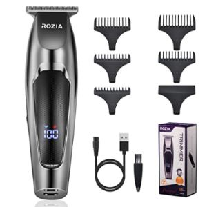 Roziaplus Hair Trimmer Offer