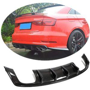 Xtt Audi A3 Rear Bumper Diffuser