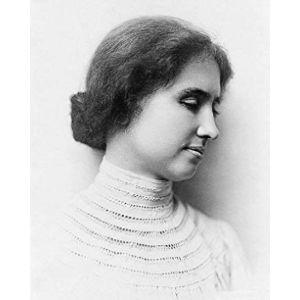 Home Comforts Helen Keller Portrait