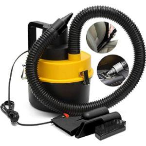 Qujingmingqishangmao 12 Volt Wet Dry Vacuum Cleaner