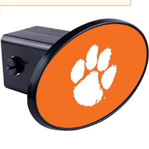 Quality Hitch Covers Clemson Trailer Hitch Cover