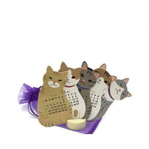 Gla Mini Cat Calendar