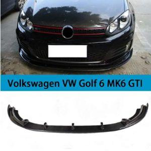 Qcyp Golf 6 Gti Front Spoiler