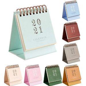 Kindlyperson Mini Desktop Calendar