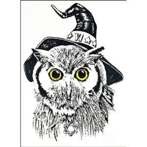 Gs912 Temporary Tattoos Design Owl Tattoo