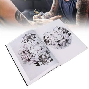 Worii Tiger Tattoo Template