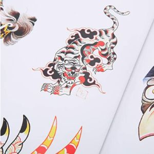 Redxiao Japanese Tattoo Template